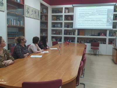 В ПГУ отметили День родного языка