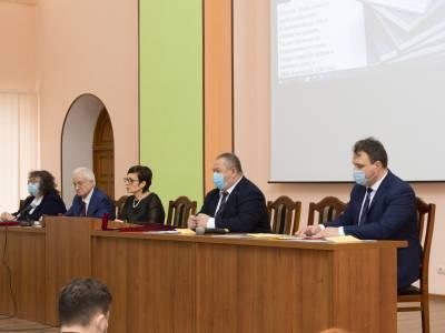 День науки отметили в ПГУ