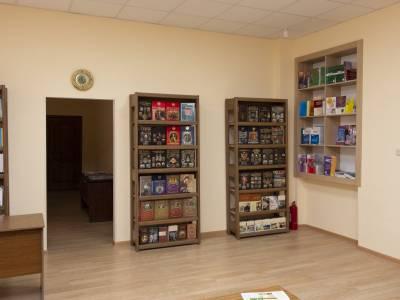 Обновленный читальный зал готов к работе