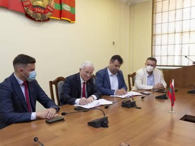 Приднестровский госуниверситет расширяет сферы сотрудничества