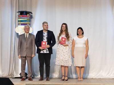 Филологи получили дипломы