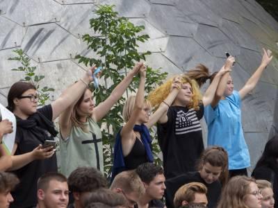 Самых активных первокурсников собрал молодежный лагерь «Содружество»