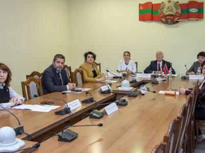 Систему   непрерывного педагогического образования Приднестровья обсудили  в ПГУ